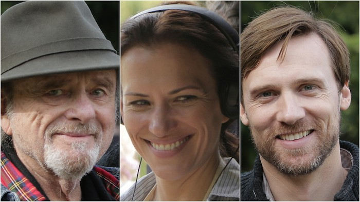 Harris Yulin, Teddy Sears, Catherine Eaton The Sounding