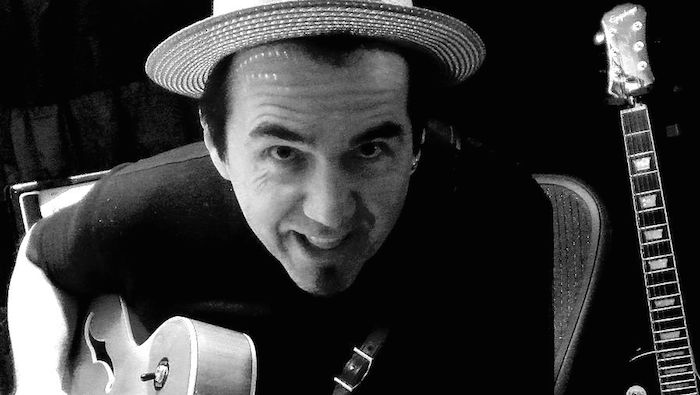 Jimmy Jackson, guitarist, music producer, songwriter