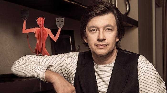 Vasily Klyukin, Artist and Entrepreneur – Arts Interview